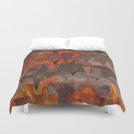 Guess what! Duvet Cover