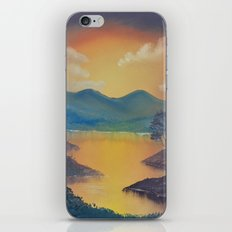 All things bright and beautiful iPhone & iPod Skin