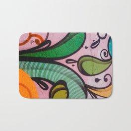 Colors at the wall Bath Mat
