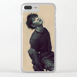 Elf Yugyeom Clear iPhone Case