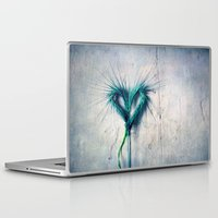 soul Laptop & iPad Skins featuring Soul by Claudia Drossert