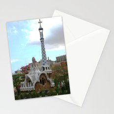 Barcelona, Spain. Parque Guell. Stationery Cards