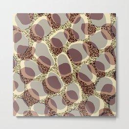 pattern 023 Metal Print