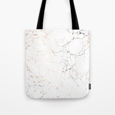 Marbled Cream 2 Tote Bag