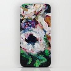 Blurred Vision Series - Ranunculus Bouqet No. 1 iPhone & iPod Skin