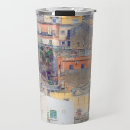 Mediterranean journey-Sicily Travel Mug