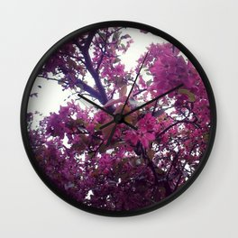 North By North Ave Wall Clock