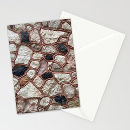 Stone Design Stationery Cards