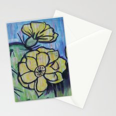Don't be such a Prick (A Cactus Painting) Stationery Cards