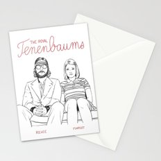 The Royal Tenenbaums (Richie and Margot) Stationery Cards