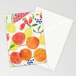 Fruit Bowl Stationery Cards