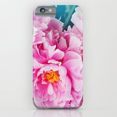 Pink Flower for you Slim Case iPhone 6s