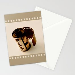 The last kodak film Stationery Cards