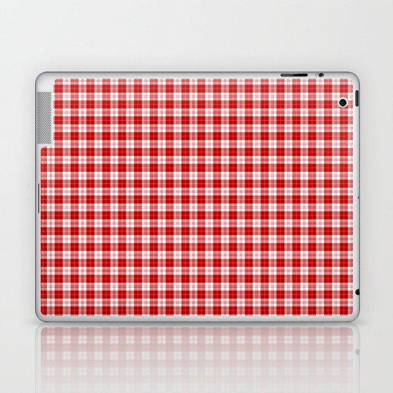 Menzies Tartan Laptop & iPad Skin