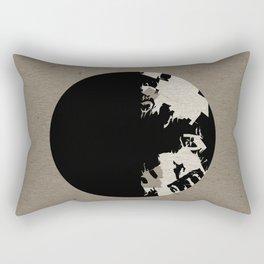 TOUGH WORDS Rectangular Pillow