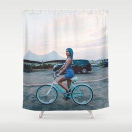 Halsey 35 Shower Curtain