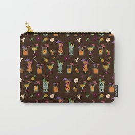 Tropical Drinks Carry-All Pouch