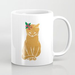 Happy Catmas Coffee Mug