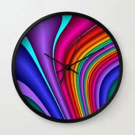 3D for duffle bags and more -14- Wall Clock