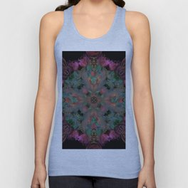 Rosie Wheel Unisex Tank Top