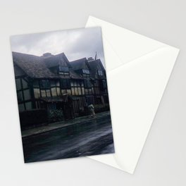 England Art Print * Vintage Photo * 1950's * Shakespeare * Home * Kodachrome * European * Color Stationery Cards