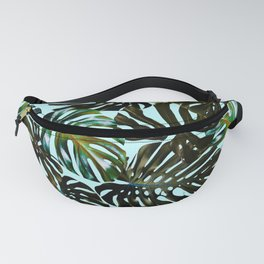 TROPICAL GARDEN XI Fanny Pack