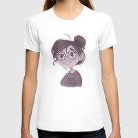 selfie T-shirts featuring Selfie by Elizabet Vukovic