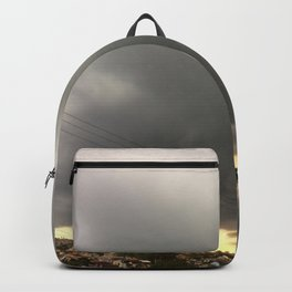 Silence Is Gold Backpack