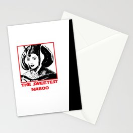 Sweetest Naboo Stationery Cards