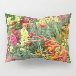 Flowers in the Kitchen Garden Pillow Sham