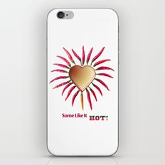 Some Like It Hot! iPhone & iPod Skin