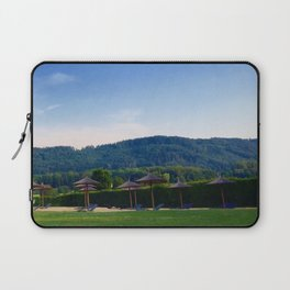 Chilling Zone Photography Laptop Sleeve