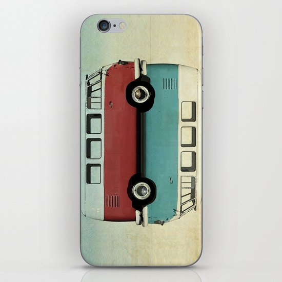 Kombi Ying and Yang iPhone & iPod Skin