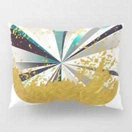 golden circle Pillow Sham