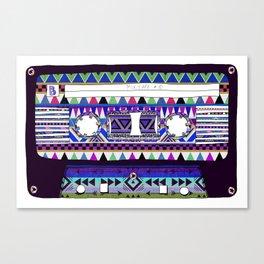 Mix Tape # 10 Canvas Print