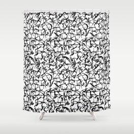 Truss Shower Curtain