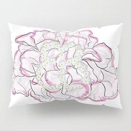 Butterfly flower Pillow Sham