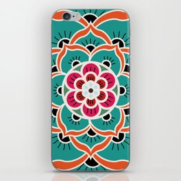 Desert Rose iPhone Skin
