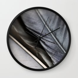 Dark Wing #3 Wall Clock