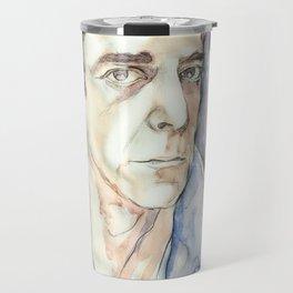 Lou Reed Travel Mug