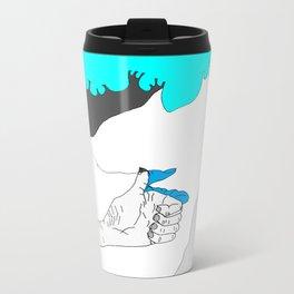 In case you were wondering. Metal Travel Mug
