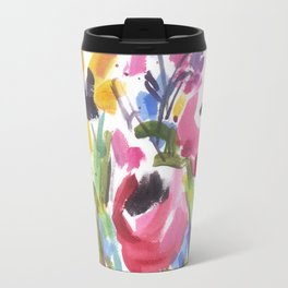 Wildflower Wild Travel Mug