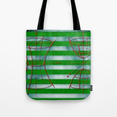Figure 57 (Diagram Series) Tote Bag