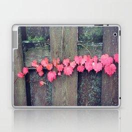 Fall Leaves Laptop & iPad Skin