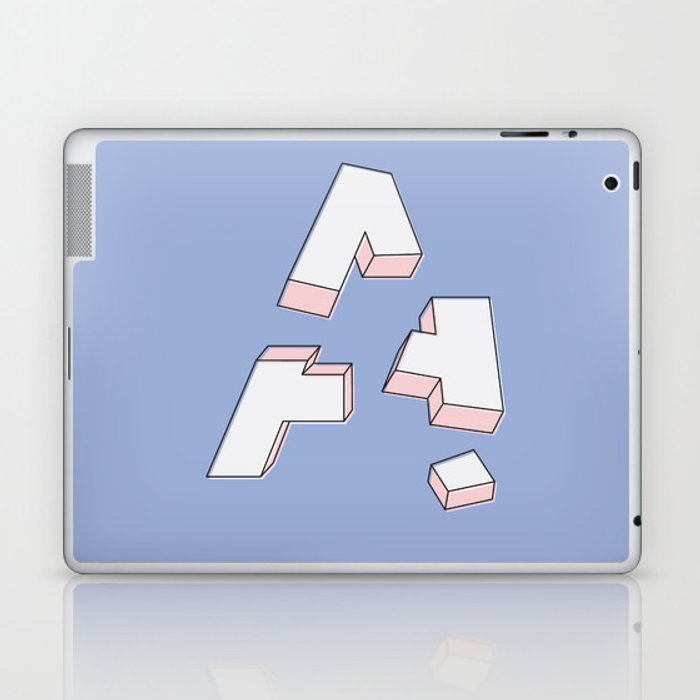 Deconstructed A Laptop & iPad Skin