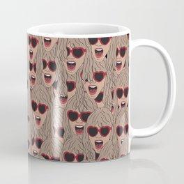 TaylorSwift Faces Coffee Mug