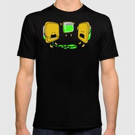 Radioactive Tupper T-shirt