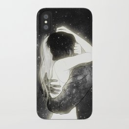 The light to my heart. iPhone Case