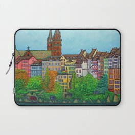 Colours of Basel Laptop Sleeve