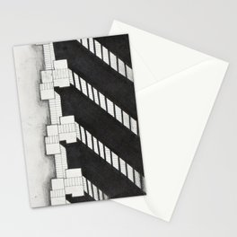 Projected Shadows Stationery Cards
